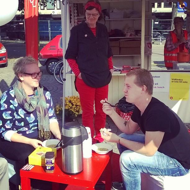 lunch borttagningsmedel voyeur i Karlstad